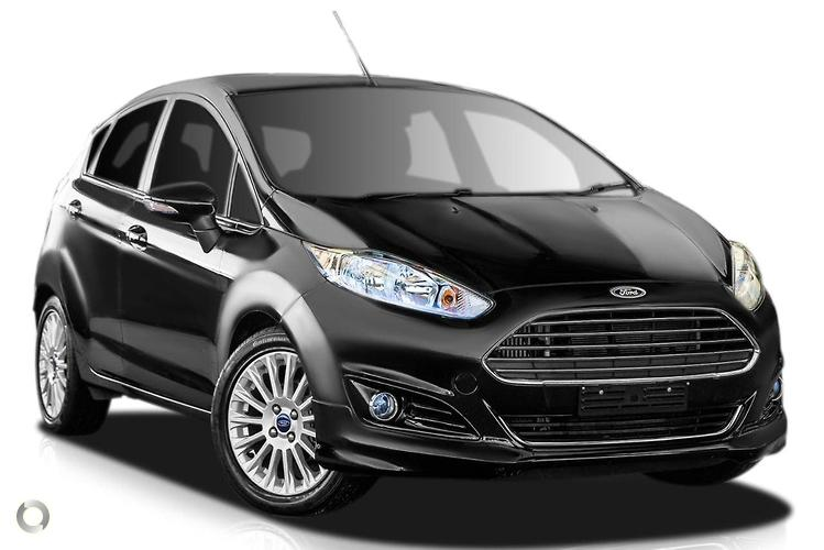 2018 Ford Fiesta WZ Trend PowerShift (May.)