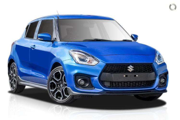 2019 Suzuki Swift AZ Sport (Oct.)