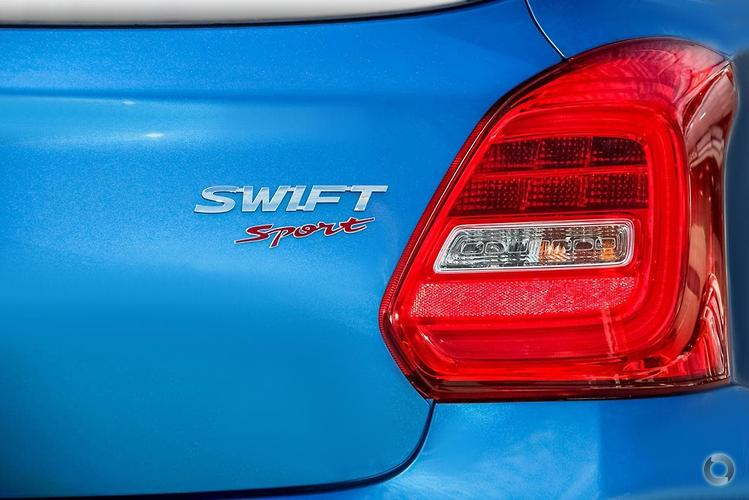 2019 Suzuki Swift Sport Manual
