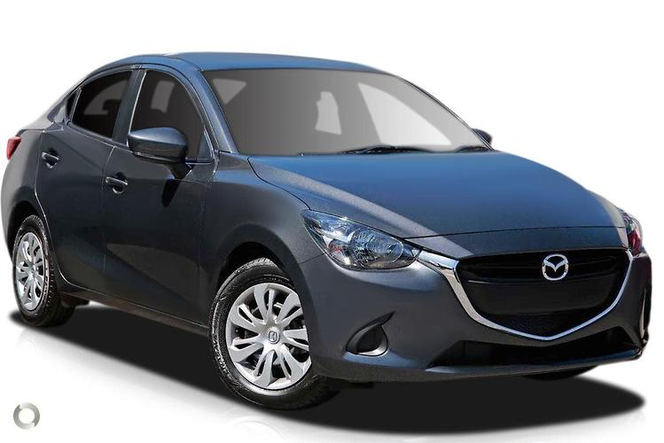 2018 Mazda 2 Neo DL Series Manual