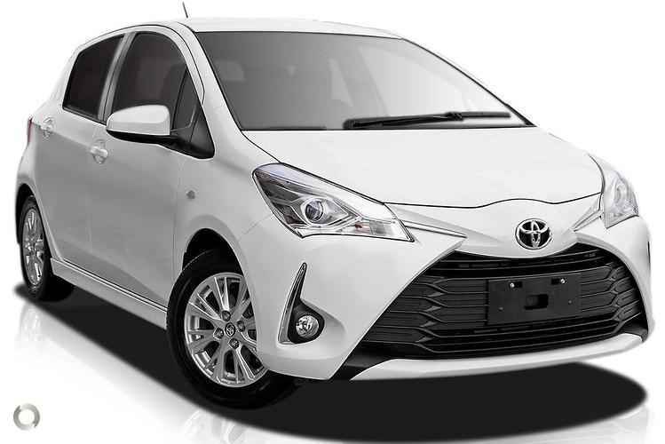 2020 Toyota Yaris NCP131R ZR (Aug. 2018)