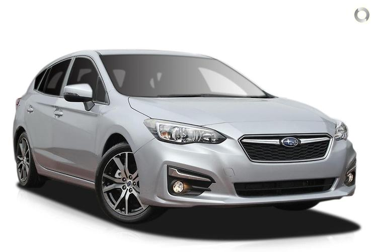 2018 Subaru Impreza G5 2.0i-L MY19 Lineartronic CVT All Wheel Drive