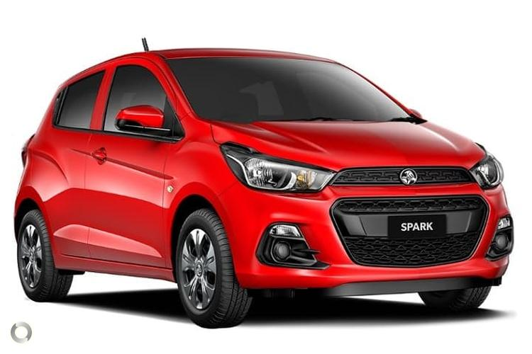 2018 Holden Spark LS MP Manual MY18