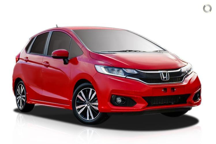 2020 Honda Jazz GF VTi-L MY21 Constantly Variable Transmission