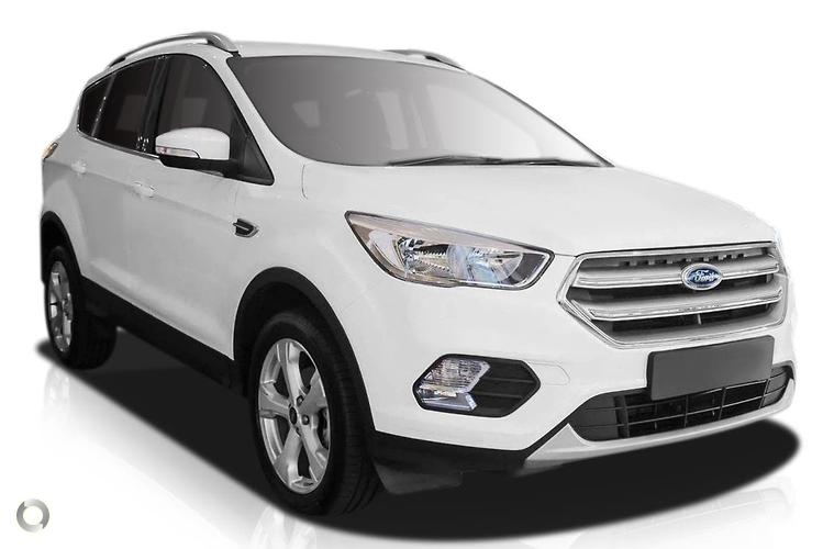 2018 Ford Escape ZG Trend MY18 Sports Automatic 2WD