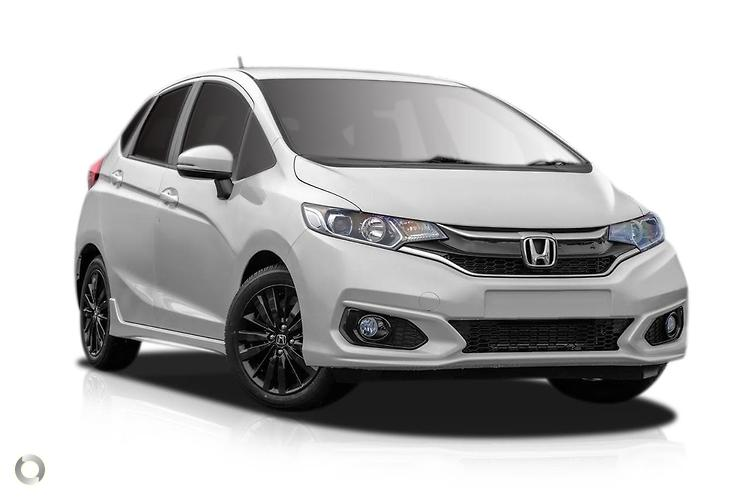 2019 Honda Jazz GF +Sport MY19 Constantly Variable Transmission
