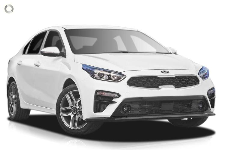 2018 Kia Cerato BD Sport+ MY19 Sports Automatic