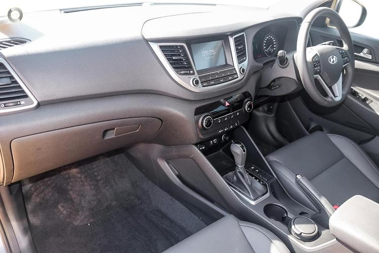2017 Hyundai Tucson Active X Auto 2WD MY18