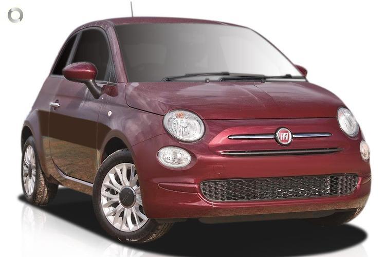 2018 Fiat 500 Series 6 Pop (Feb.)