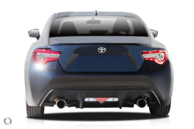 2017 Toyota 86 GT Manual