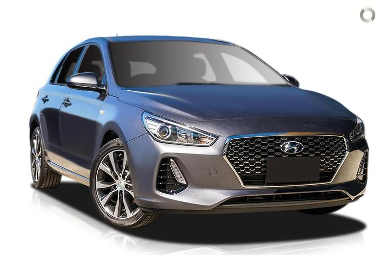 2018 Hyundai i30 PD2 Trophy MY18 Sports Automatic