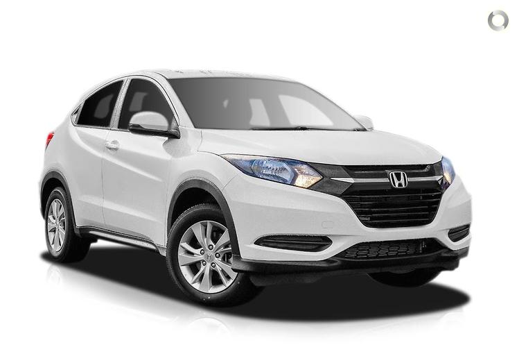 2018 Honda HR-V (No Series) VTi MY17 Constantly Variable Transmission