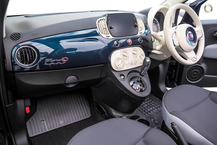 2018 Fiat 500C Pop Auto