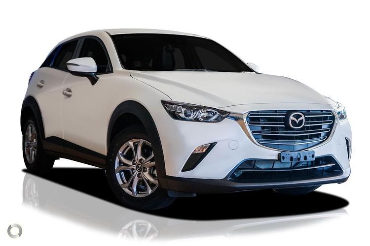 2019 Mazda CX-3 DK Maxx Sport SKYACTIV-Drive FWD (Jun. 2018)