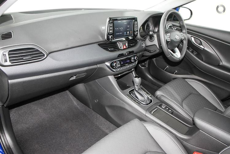 2018 Hyundai i30 Elite Auto MY18