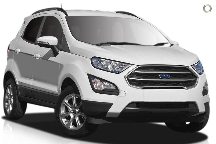 2018 Ford EcoSport BL Trend MY18