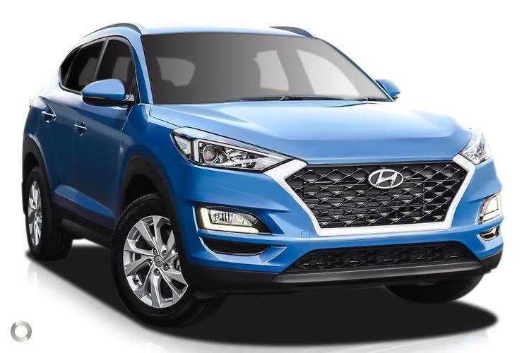 2018 Hyundai Tucson Active X Manual 2WD MY19