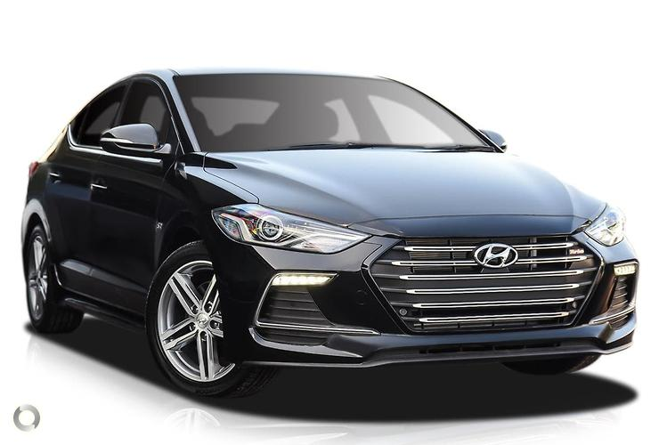 2018 Hyundai Elantra SR Turbo Manual MY18