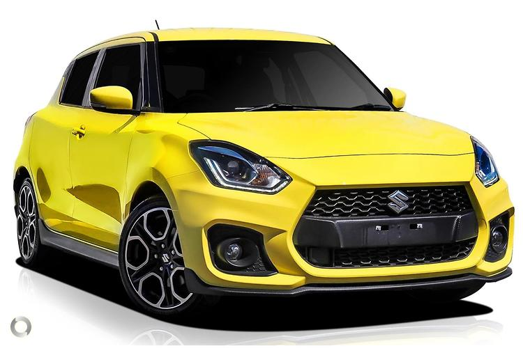 2018 Suzuki Swift AZ Sport Sports Automatic (Nov. 2017)