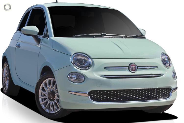 2018 Fiat 500 Series 6 Lounge Dualogic (Feb.)