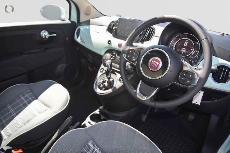 2018 Fiat 500 Lounge Auto