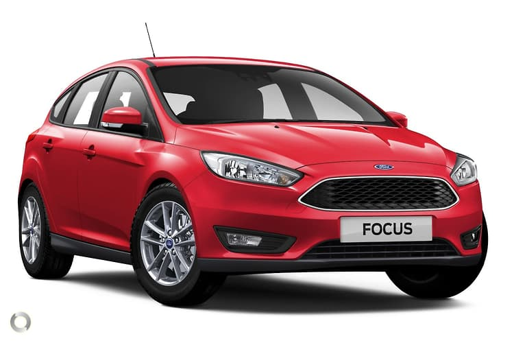 2018 Ford Focus LZ Trend (May.)