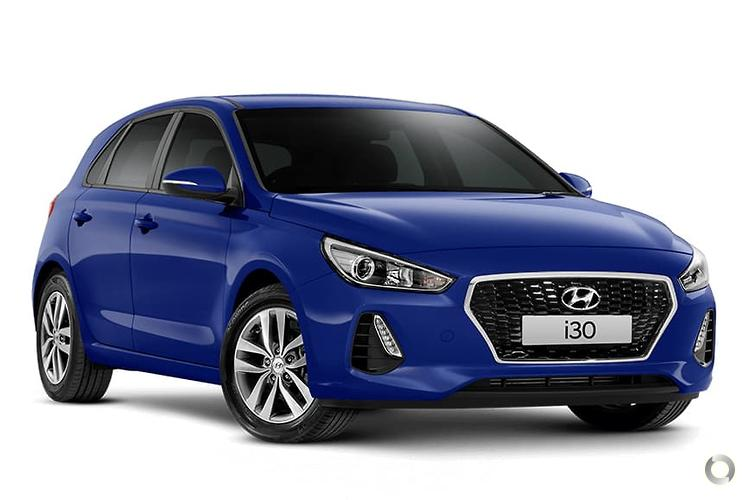 2018 Hyundai i30 PD2 Active MY18 Double-Clutch Transmission