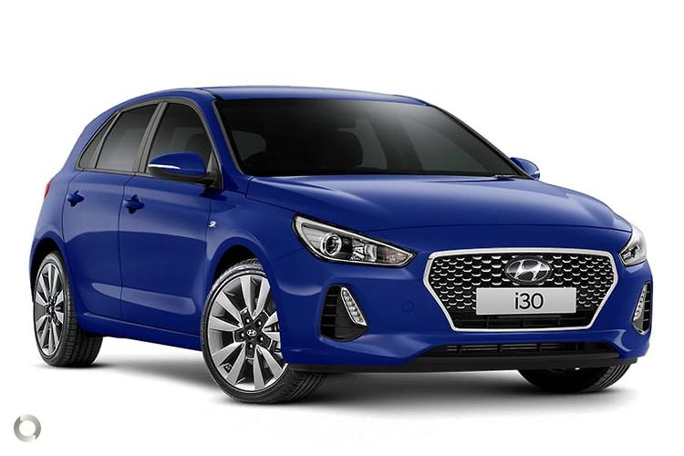 2018 Hyundai i30 SR Manual MY18