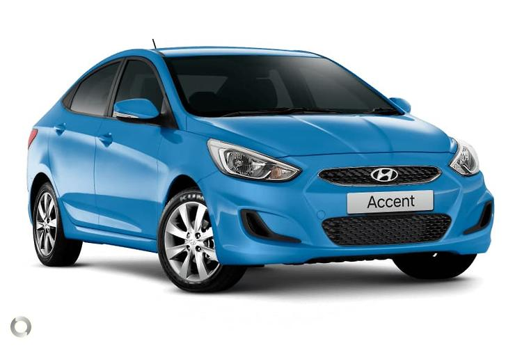 2019 Hyundai Accent RB6 Sport MY18 Sports Automatic