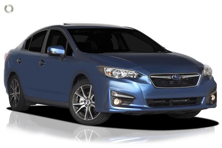2018 Subaru Impreza G5 2.0i Premium MY19 Lineartronic CVT All Wheel Drive
