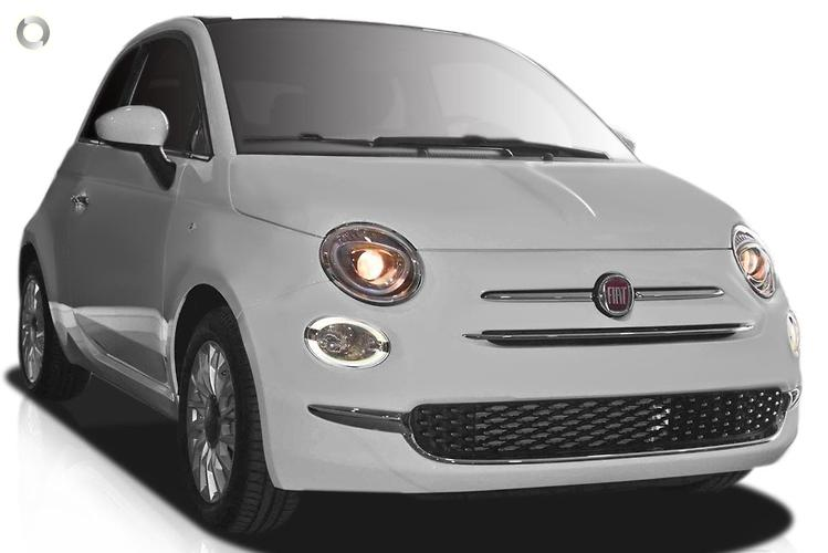 2019 Fiat 500C Series 6 Lounge (Feb. 2018)