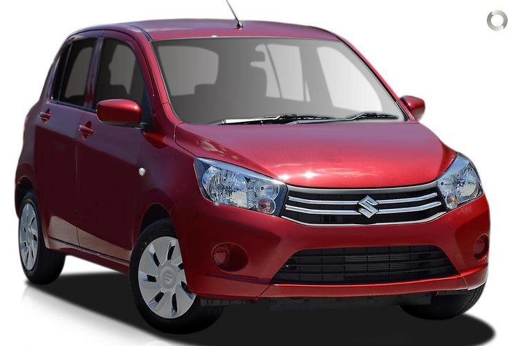 2016 Suzuki Celerio LF Constantly Variable Transmission (Nov. 2014)