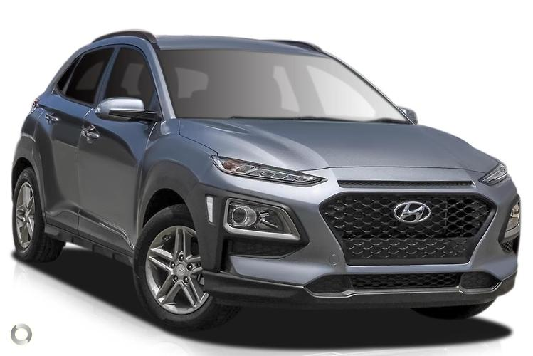 2018 Hyundai Kona OS.2 Active MY19 Sports Automatic 2WD