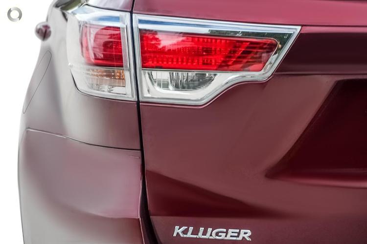 2014 Toyota Kluger GX Auto 2WD