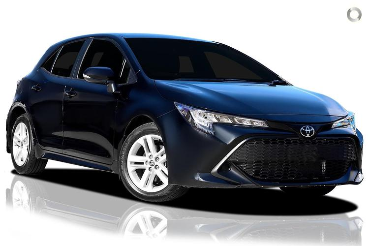 2019 Toyota Corolla MZEA12R Ascent Sport Constantly Variable Transmission (Jun. 2018)