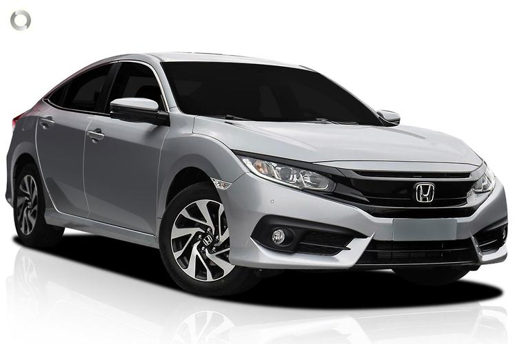 2018 Honda Civic 10th Gen VTi-S LUXE MY18 Constantly Variable Transmission