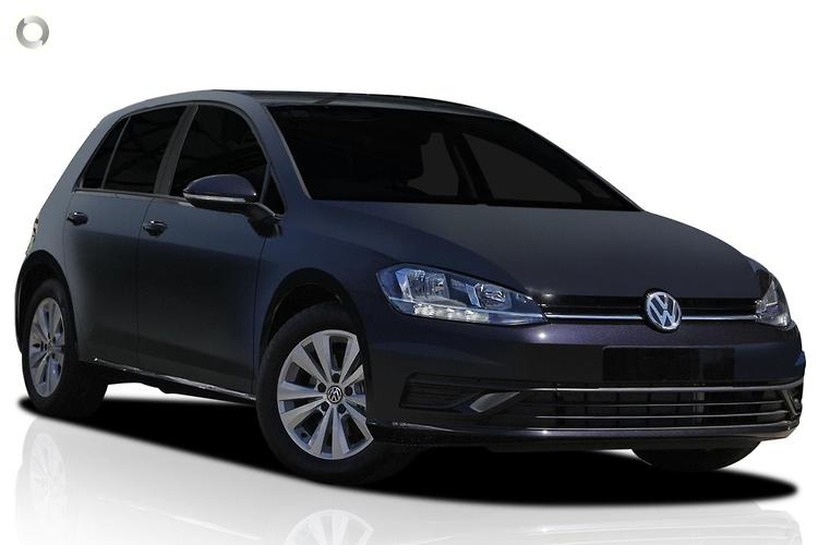 2019 Volkswagen Golf 7.5 110TSI Trendline MY19.5 Direct-Shift Gearbox