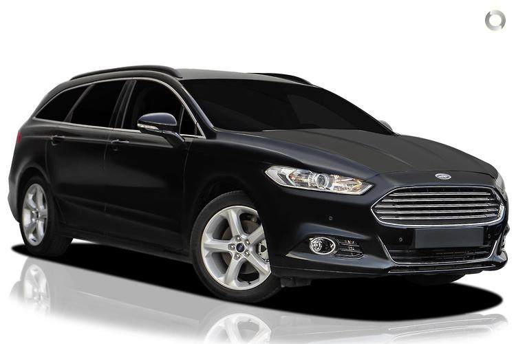 2017 Ford Mondeo MD Trend MY17.5 PowerShift