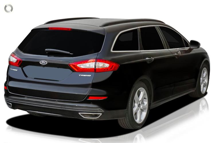 2017 Ford Mondeo Trend MD Auto MY17.5