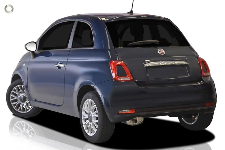 2018 Fiat 500 Pop Auto