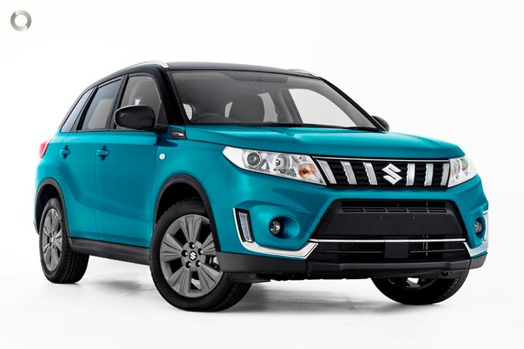 2020 Suzuki Vitara LY Series II Sports Automatic 2WD (Oct. 2019)