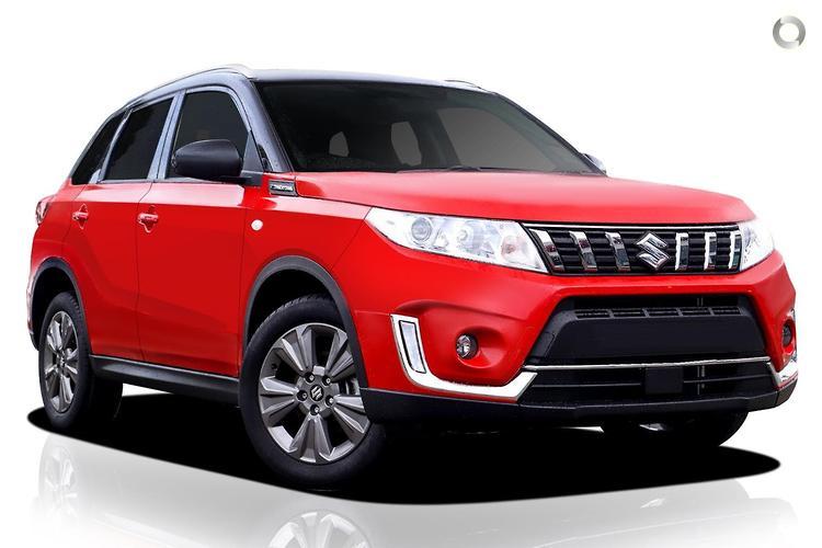 2019 Suzuki Vitara LY Series II Sports Automatic 2WD (Oct. 2018)