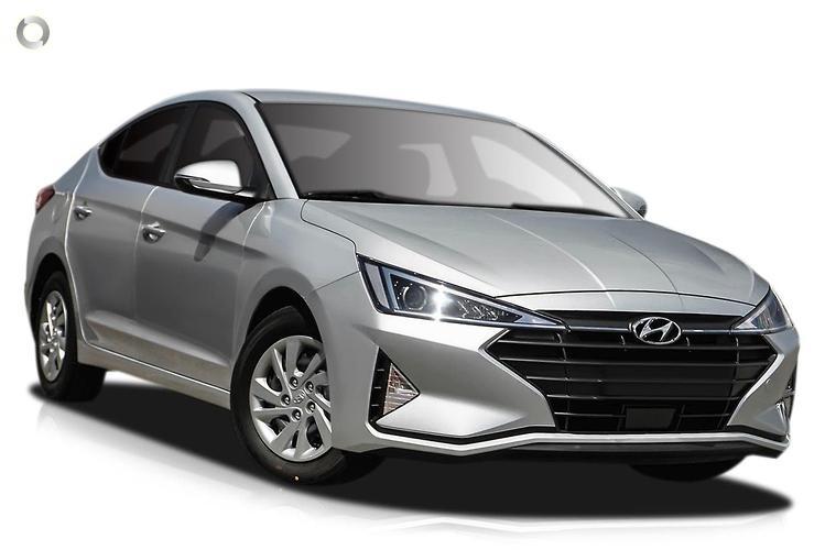 2019 Hyundai Elantra AD.2 Go MY19