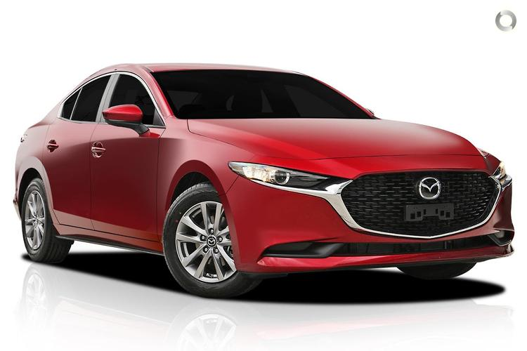 2019 Mazda 3 BP Series G20 Pure SKYACTIV-MT (Mar.)
