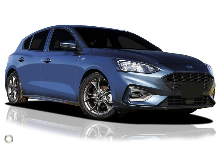 2018 Ford Focus ST-Line SA Auto MY19.25