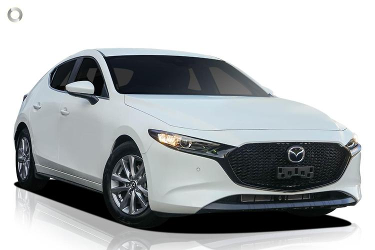 2019 Mazda 3 BP Series G20 Pure SKYACTIV-MT (Jan.)