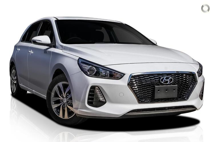 2019 Hyundai i30 PD2 Active MY20 Double-Clutch Transmission
