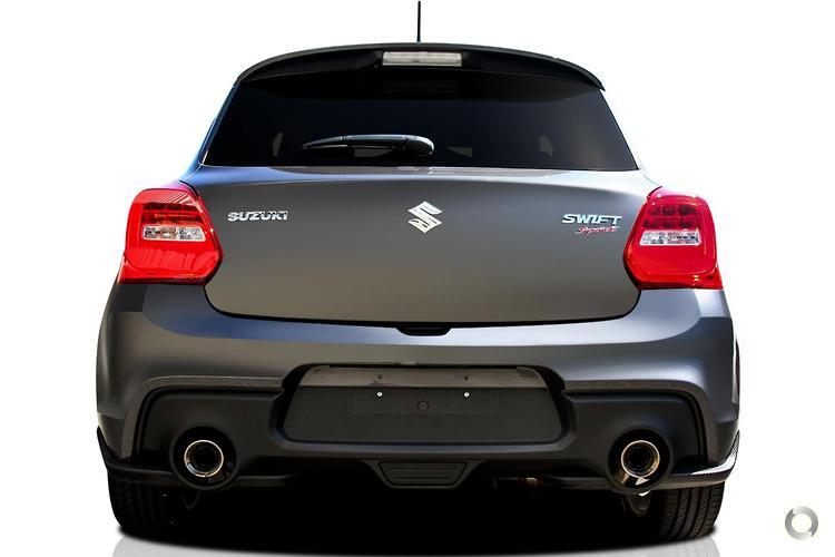 2018 Suzuki Swift Sport Auto