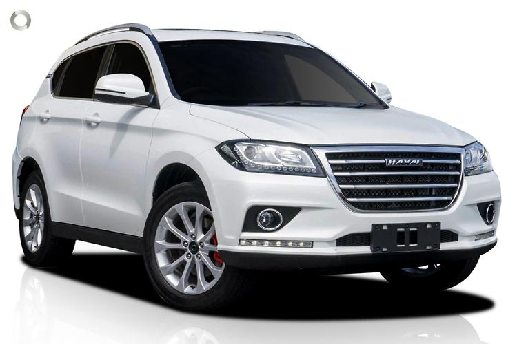 2019 Haval H2 (No Series) LUX Sports Automatic 2WD (Jan.)