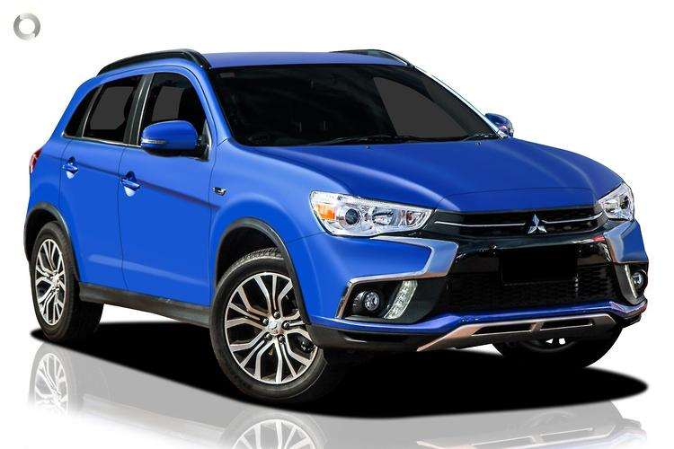 2019 Mitsubishi ASX XC LS MY19 Constantly Variable Transmission 2WD